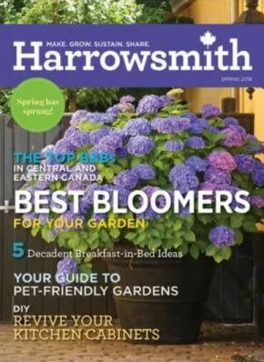 harrowsmith spring 2018 image
