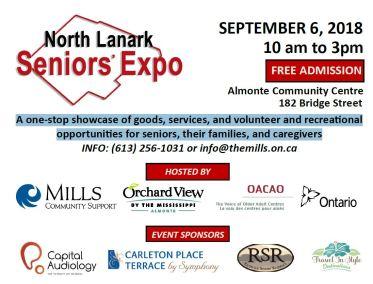 Seniors Expo poster snip