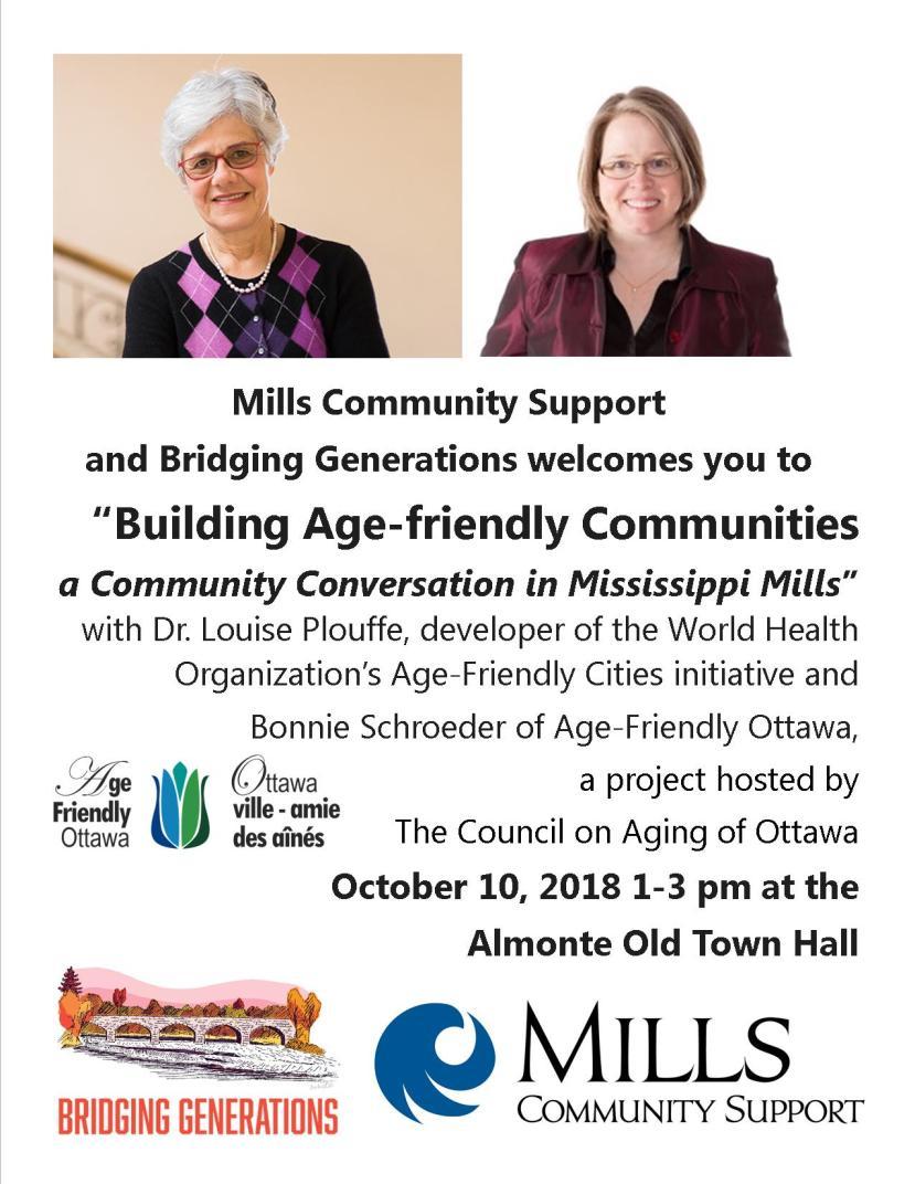 Building Age-Friendly Communities Poster FINAL